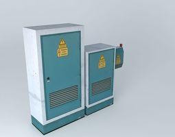 Electro Box 3D