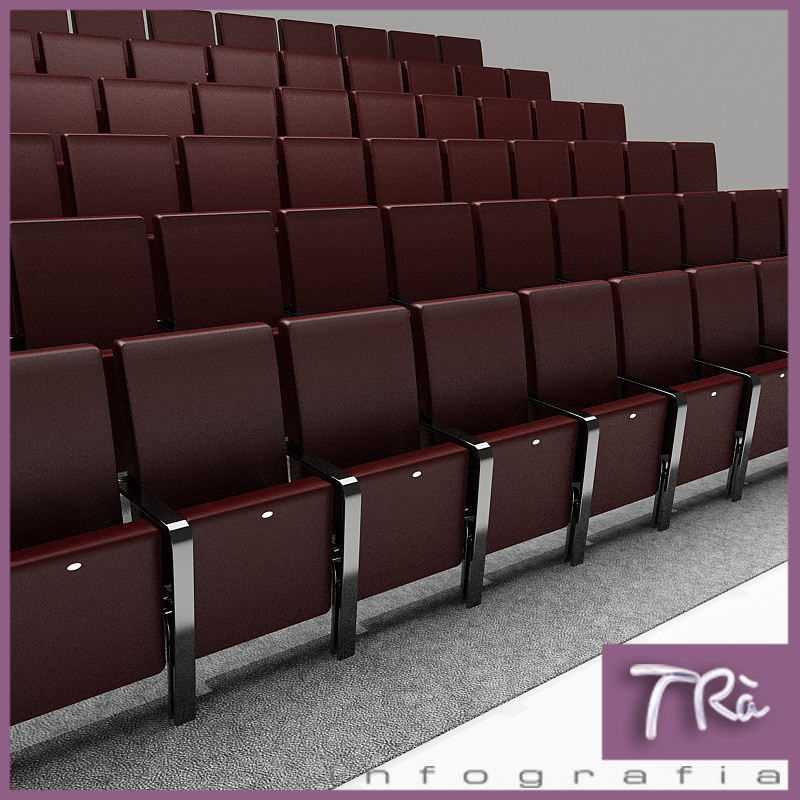 THEATER SEATING AREA