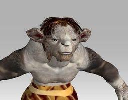 goblin 1 3d model