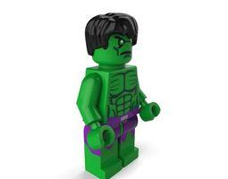 the hulk 3d model max obj 3ds c4d lwo lw lws ma mb