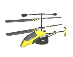 3D RC Helicopter AAA