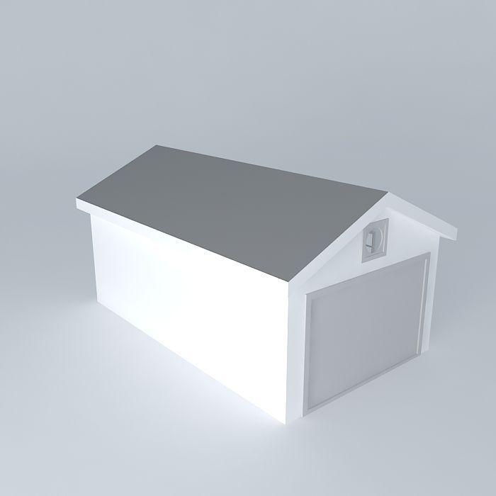 Decochalet 2015 Jacques Lefevre Garage 3D