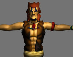 Hunter AAA 3D model