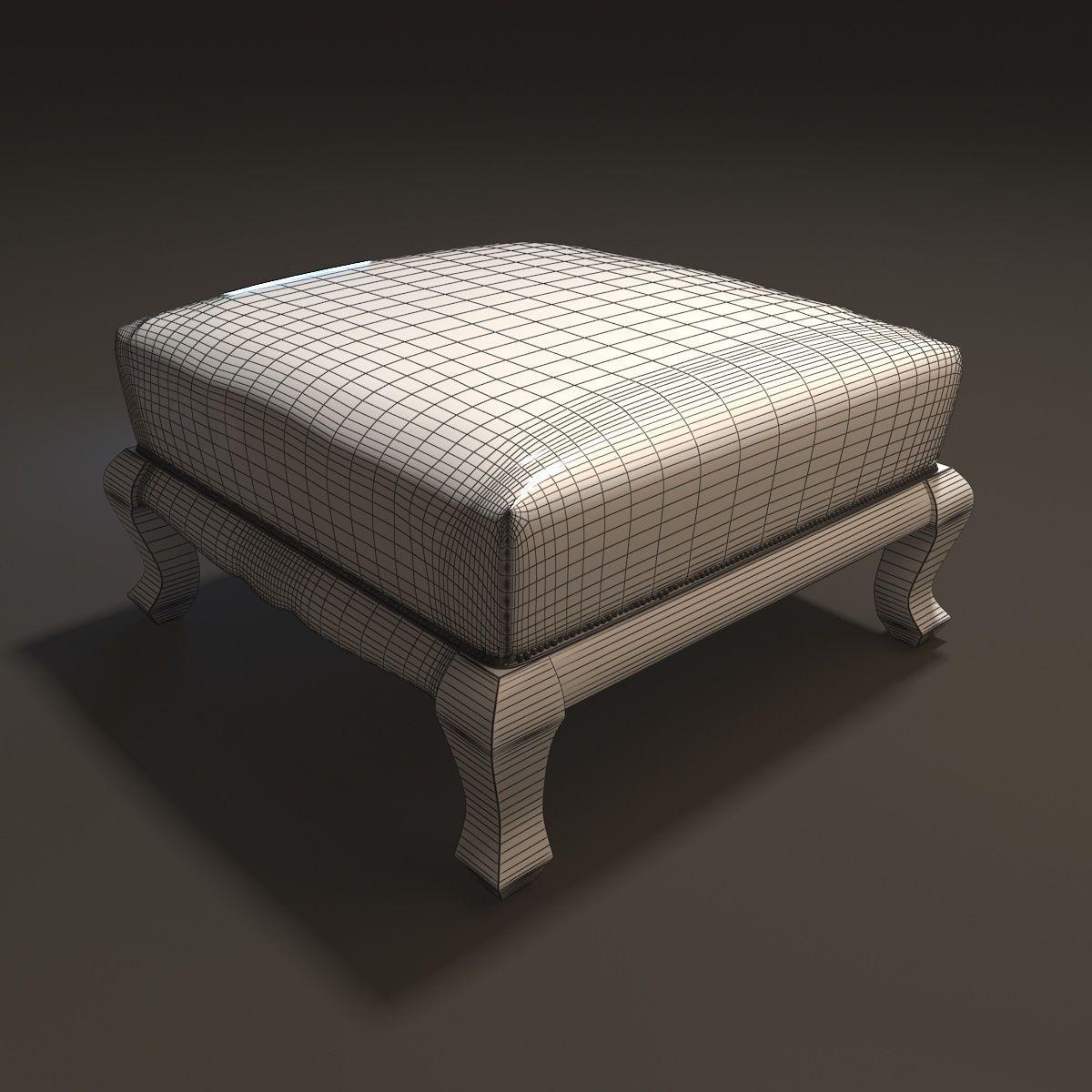 Footrest Furniture 3