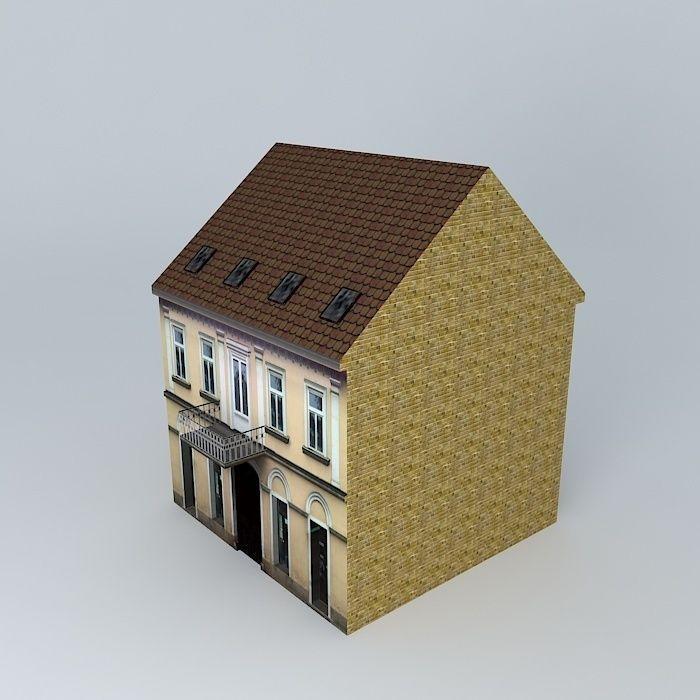 18th Century House European Style