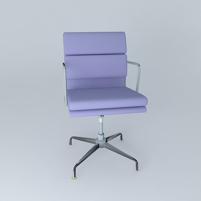 Chair free 3d model max obj 3ds fbx stl dae for Chair design 3ds max