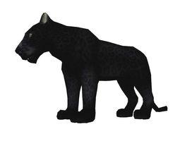 Bagara Panther 3D Model