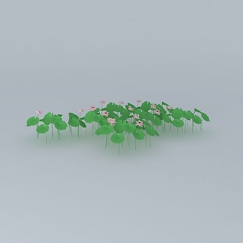 3d model lotus flowers cgtrader lotus flowers 3d model max obj 3ds fbx stl dae 1 mightylinksfo