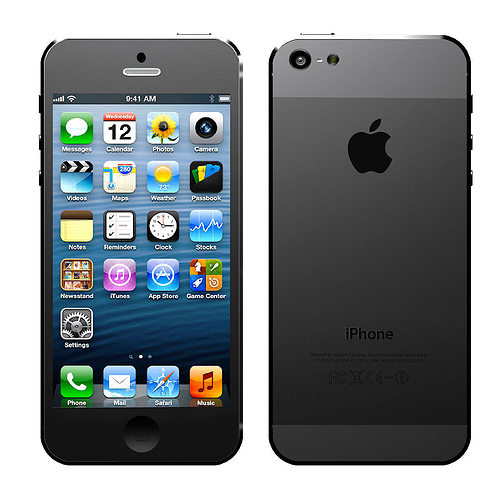 iphone 5 models iphone 5 3d aple cgtrader 11013
