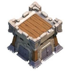 clash of clans clan castle