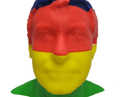 Gear Head 3D printable model