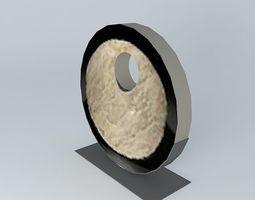 3D Sculpture Round