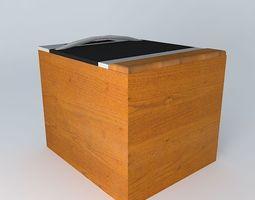 Kitchen Red Fair Cabinet kitchen cabinets 3D