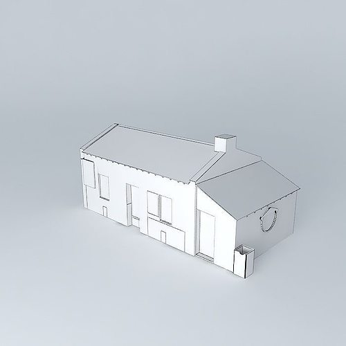 Port office free 3d model max obj 3ds fbx stl dae for Porte 3ds max