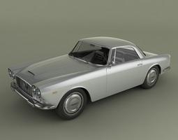 3D model Lancia Flaminia GT