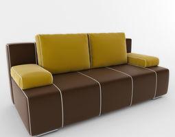 divan 3D Sofa