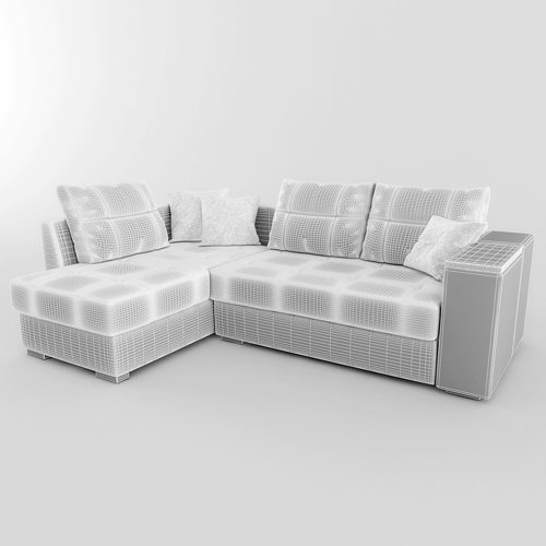 Sofa 48 3d Model Max Obj 3ds Fbx Mtl