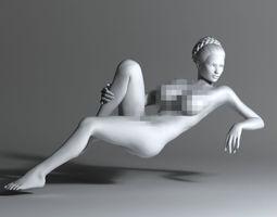 3D print model Sexy naked woman human