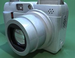 Olympus c7000 3D Model