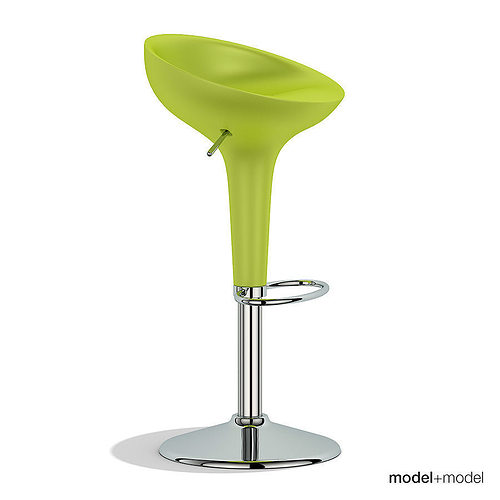 Magis Bombo Stool 3d Model Cgtrader