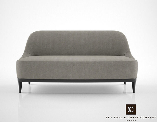 The Sofa And Chair Co Stanley Model Max Obj Mtl Fbx 1