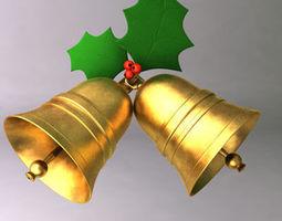 Easter Bell 3D model