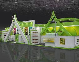 Brunei at Gulfood 2013 3D