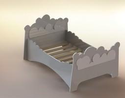 3D Cloud bed