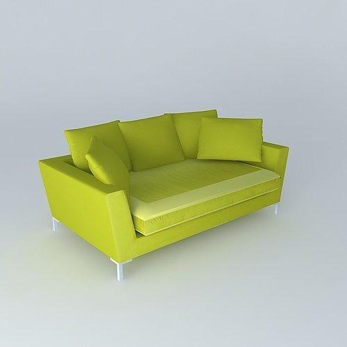 dublin the sofa houses of the world 3d model max obj mtl 3ds fbx stl dae 1