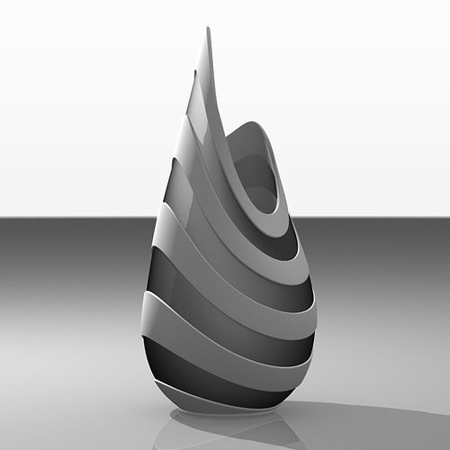 Vase 3d printing cgtrader - Where can i buy a 3d printed house ...