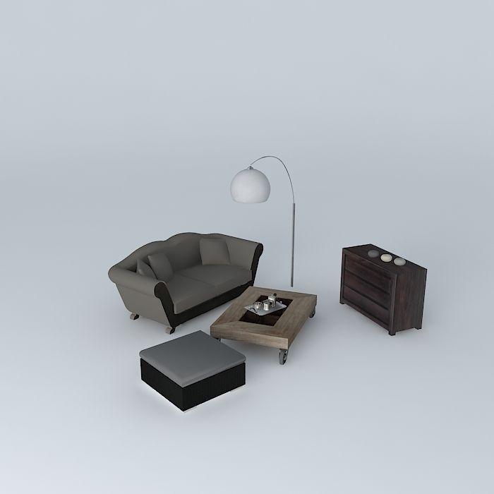 Lounge Maisons du Monde