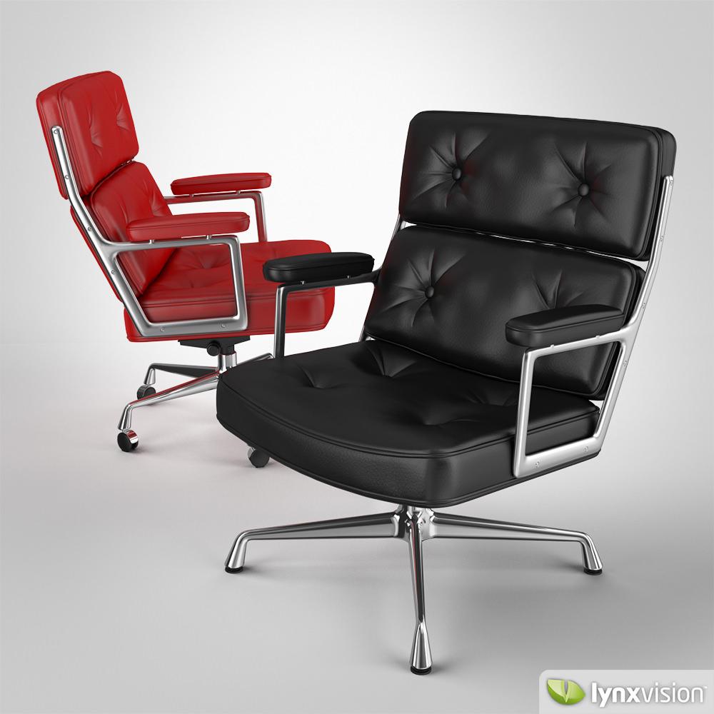 Beau Lobby Chair Es 104 108 3d Model Max Obj Fbx Mtl 1 ...