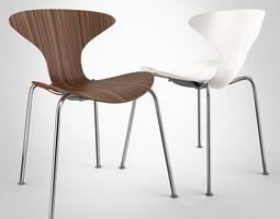 3D model Orbit Chair by Ross Lovegrove