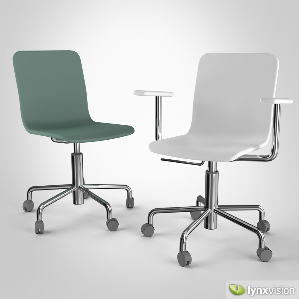 Soho Chair By Magis 3D Model MAX OBJ FBX