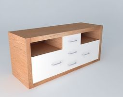 Free cabinets storage 3d models get free 3d cabinets storage model