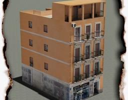 Building 3D asset realtime