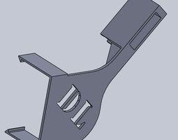 microscribe dl lock 3d printable model