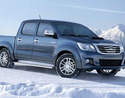Toyota Hilux 3D model