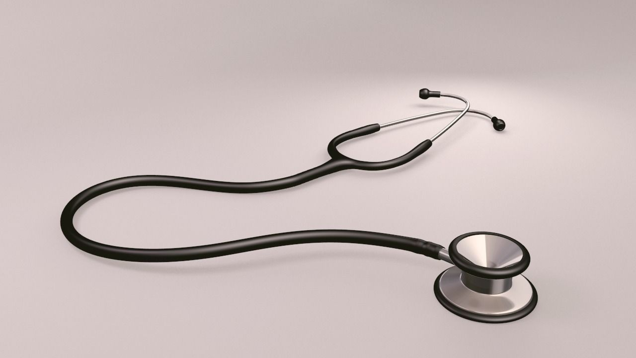 Littmann Stethoscope | 3D model