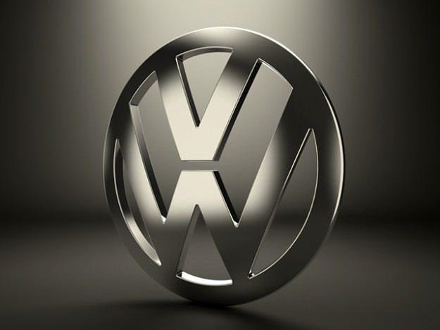 Volkswagen Logo 3D | CGTrader