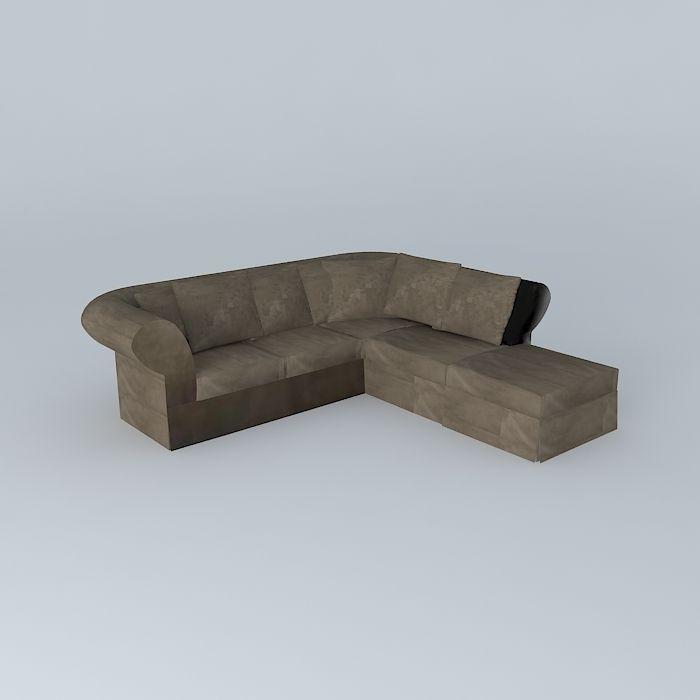 Roma corner sofa Maisons du Monde