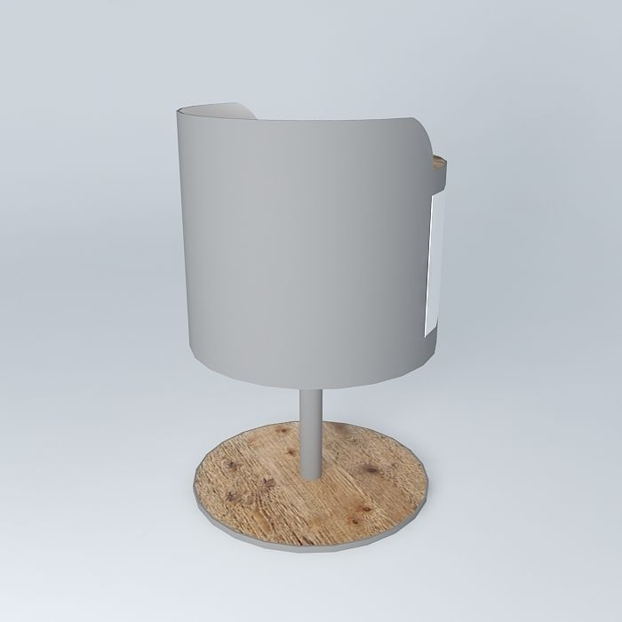 Creating a design bedside fr d ric tabary 3d model max - Frederic tabary ...