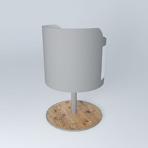Creating a design bedside fr d ric tabary designer 3d model max obj 3ds fbx stl dae - Frederic tabary ...