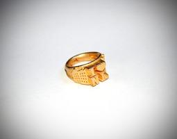 3d print model i love holland ring d18
