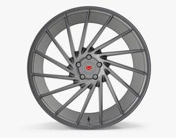 3D Vossen VPS 304 Grey