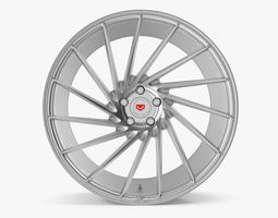 3D Vossen VPS 304 Chrome