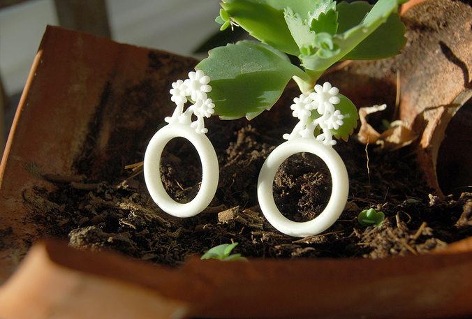 daisy ring d18 3d model stl 1