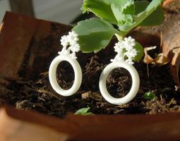 Daisy Ring D18 3D Model