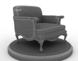 3D model Chair Savior
