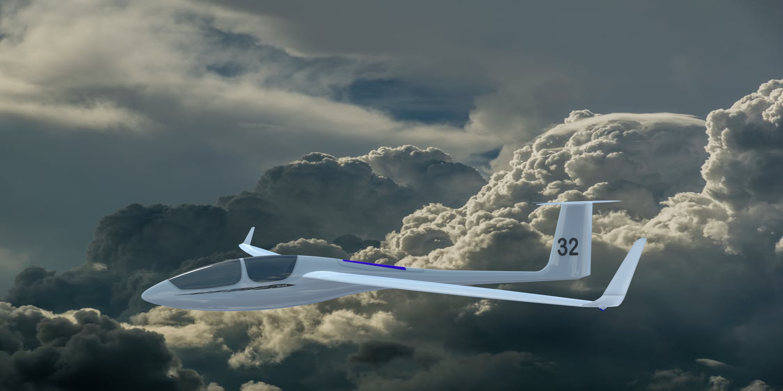 ASG32 Mi  Glider